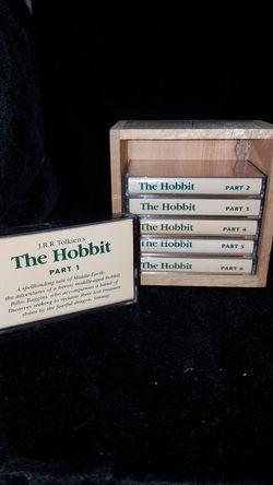 The Hobbit 6 cassette collection Thumbnail