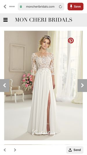 Wedding Dress for Sale in Maryville, IL