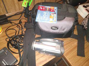 Photo Camera DVD record Panasonic