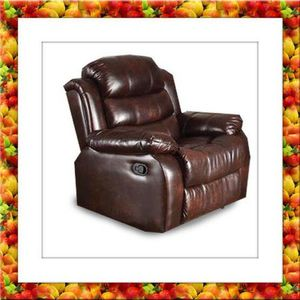 Recliner burgundy brand new with shipping $320 for Sale in Herndon, VA