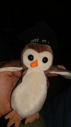 Wise original ty beanie baby for Sale in Denver, CO