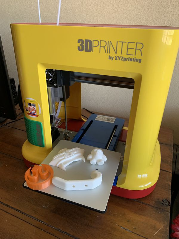 DaVinci Mini Maker 3D printer for Sale in Temecula, CA - OfferUp