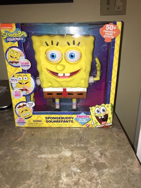 Nickelodeon Spongebob squishy for Sale in Weston, MA - OfferUp