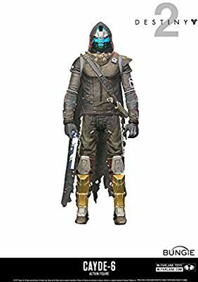 McFarlane Toys 13040-9 Destiny 2 Cayde 6 Collectible Action Figure for Sale in Orlando, FL