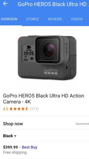 Ultra HD action camera brand new UN used in box for sale  Tulsa, OK