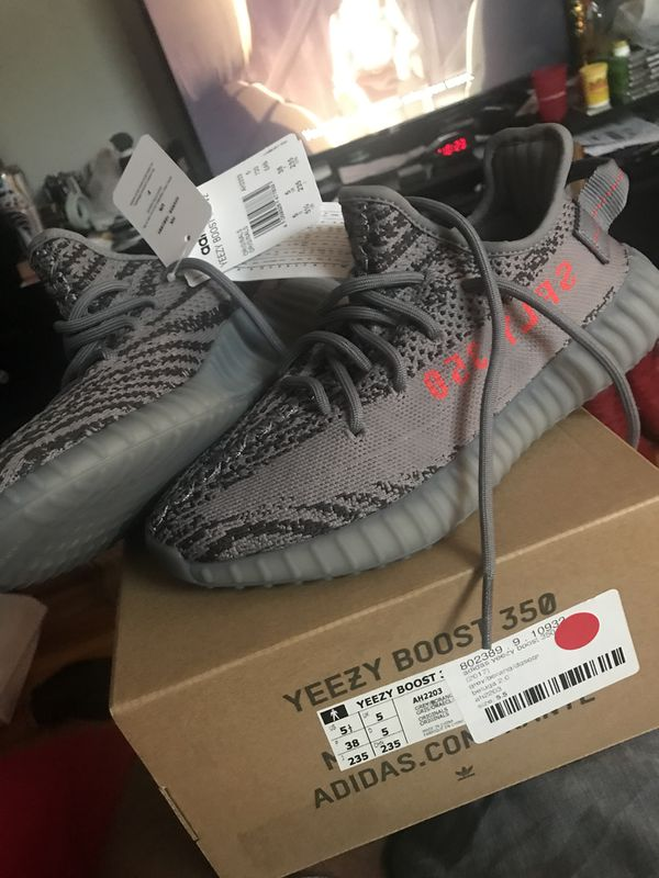 8a4eb4b80e4ef Adidas yeezy 350 boost v2 beluga 2.0 size 5.5 for Sale in Queens