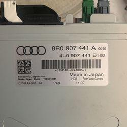Audi Q5 Rear View Cámara And Monitor MMI Thumbnail