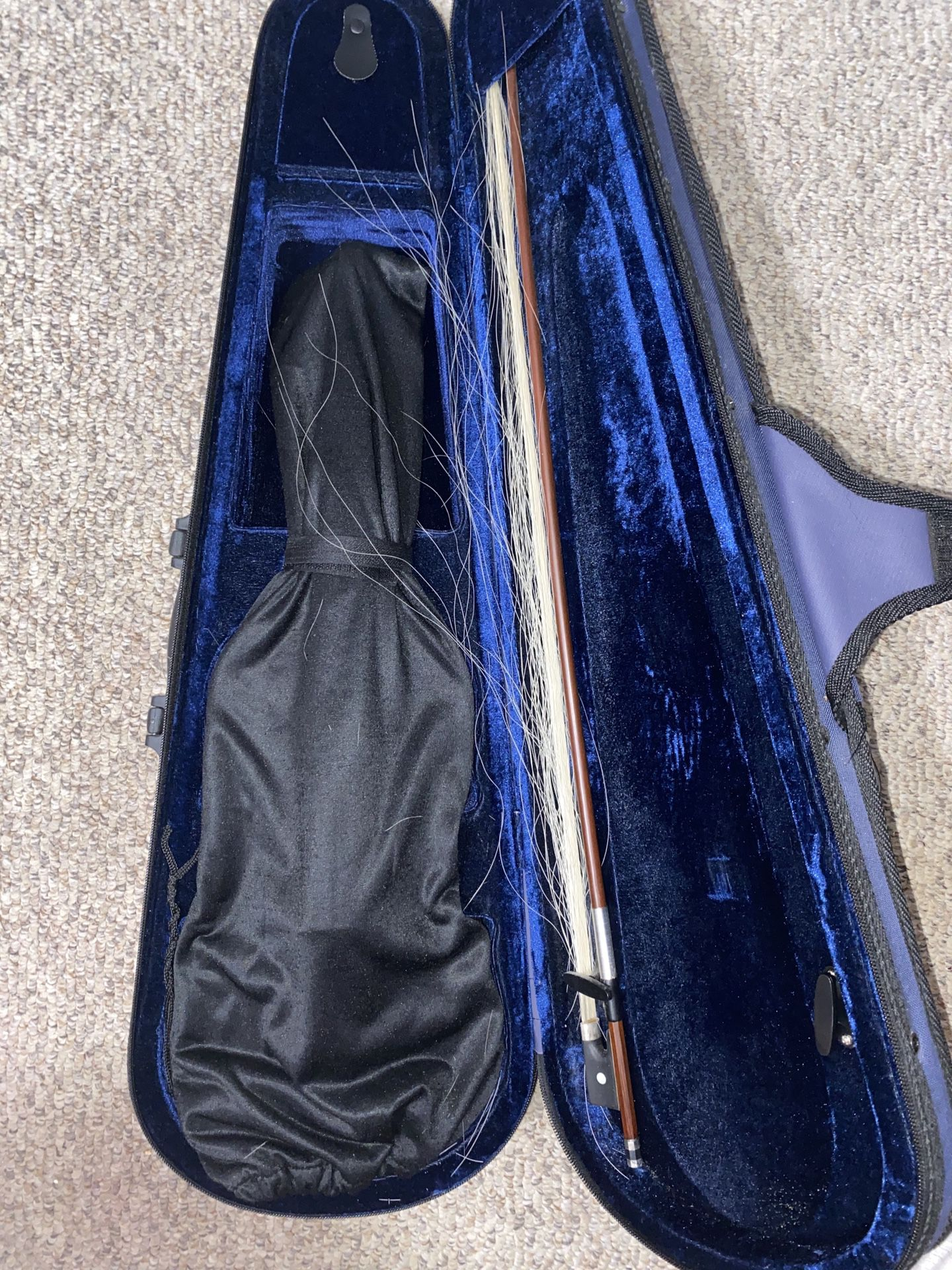 3/4 violin
