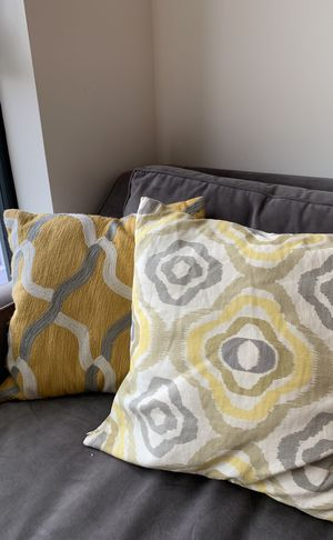 West elm pillows for Sale in Washington, DC