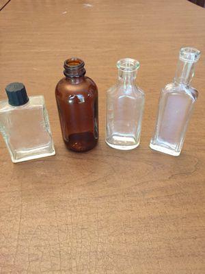 Antique Medicine Bottles for Sale in Chantilly, VA
