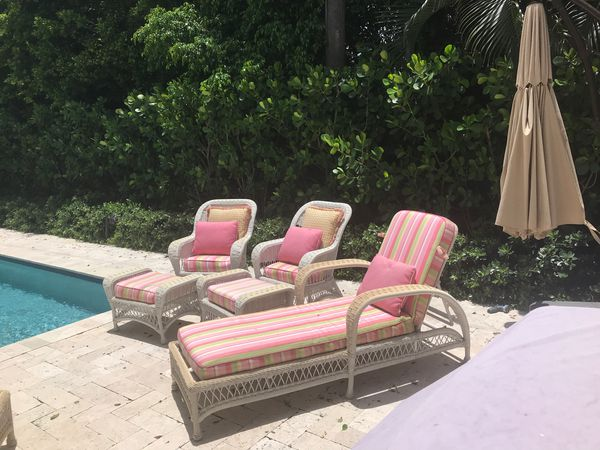 Patio Furniture Outdoor Chaise Lounges For Sale In West