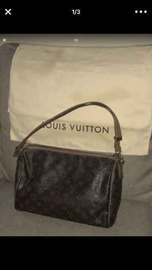 2b7160ec4c52 Authentic Louis Vuitton Popincourt Purse. Reduced for Sale in Palm Beach  Gardens