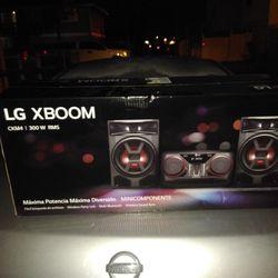 LG XBOOM SPEAKER Thumbnail