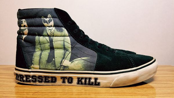 80137afa72 VANS SK8 HI KISS DRESSED TO KILL for Sale in Virginia Beach
