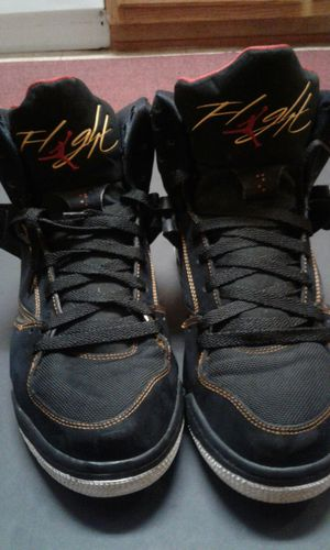 Black red and gold Nikes for Sale in Manassas, VA