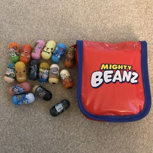 Mighty beanz toys for Sale in Silver Spring, MD