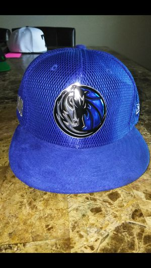 19ac2c88a48c0 Dallas Mavericks snapback hat for Sale in Fort Worth