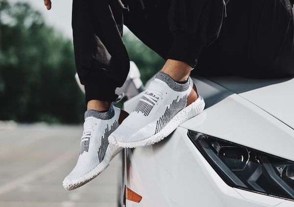 4ef30c9dc NEW MEN S ADIDAS NMD RACER MONACO WHITAKER CAR CLUB WHITE AC8233 SZ 8.5 for  Sale in Jersey City