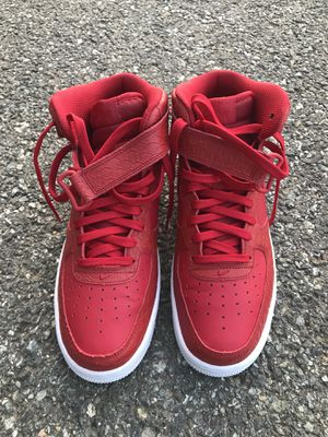 NIKE AIR FORCE 1 MID PYTHON 9.5 for Sale in Silver Spring, MD