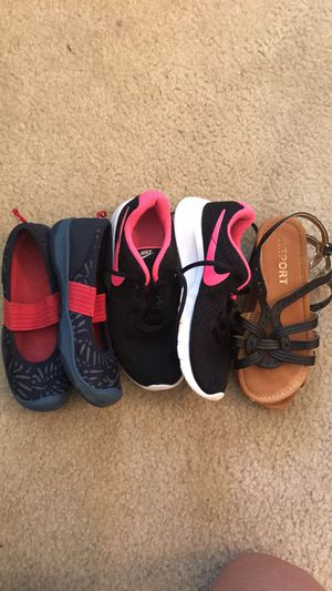 Girls shoes lot for Sale in Manassas, VA