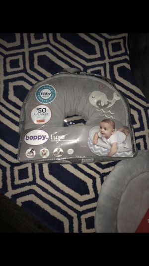 Boppy, Avent sterilizer, diaper caddy for Sale in Chicago, IL