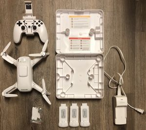 YUNEEC BBREEZE 4K Drone Like New for Sale in Dundalk, MD