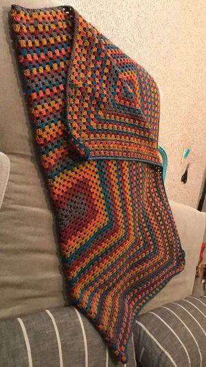 Crochet blanket for Sale in Gainesville, VA