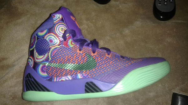 best service 75914 9ad0a Kobe IX Elite Venom 7Y or 8.5 Womens (Clothing   Shoes) in King City, OR -  OfferUp