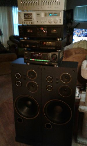 Full Complete 5.1 Dolby Digital SS ,Home Stereo System for Sale in Hemet, CA