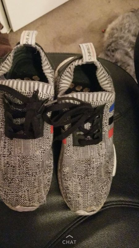 3c99f834ce4ec Used Tri color nmd for Sale in Las Vegas