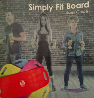 Simply Fit Board for Sale in Silver Spring, MD