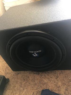 Nemesis audio for Sale in Dallas, TX