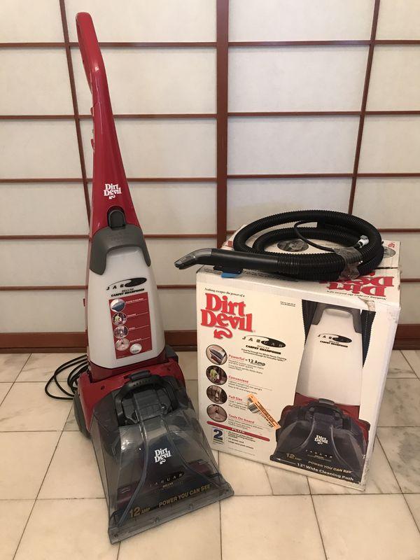 Dirt Devil Deluxe Carpet Shampooer
