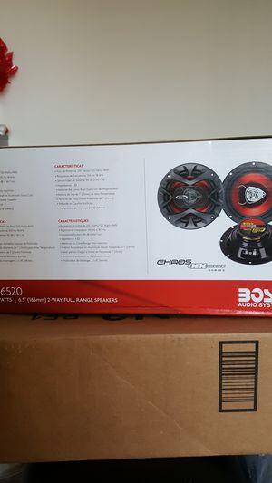 Pair of new speakers for Sale in Alexandria, VA