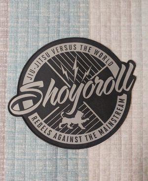 Jiu Jitsu Gi Bjj shoyoroll Pactch for Sale in Alexandria, VA
