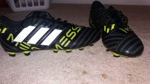 Men's 10 ADIDAS Soccer Cleats for Sale in Cheswick, PA