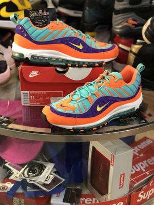Air Max 98 QS Cone size 11 for Sale in Wheaton-Glenmont, MD
