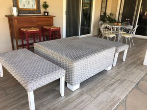 New And Used Patio Furniture For In Whittier Ca Offerup