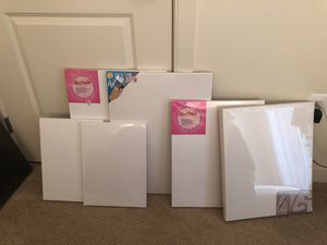 6 canvases new for Sale in Arlington, VA
