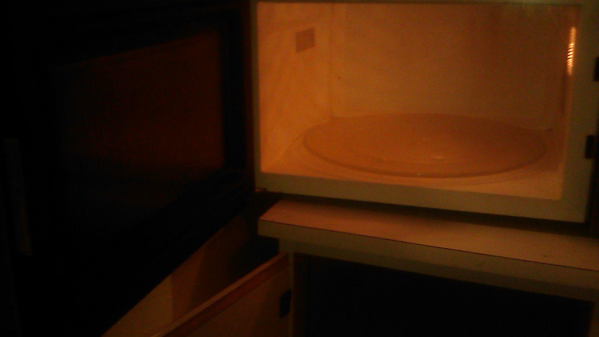 Panasonic Microwave Stainless Steal