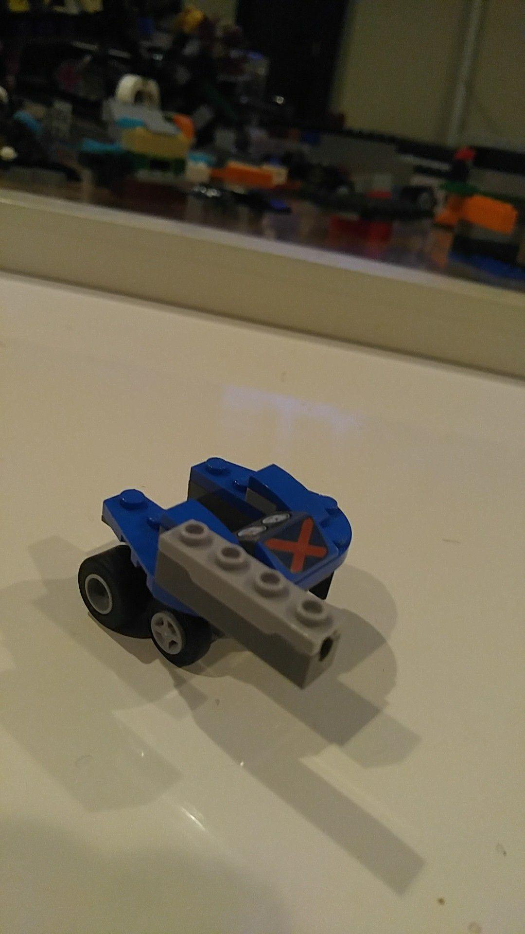 Lego - Daily Baseline