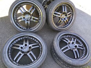 18 rims 5x114 Honda's Nissan acuras. Ford's toyota for Sale in Sudley Springs, VA