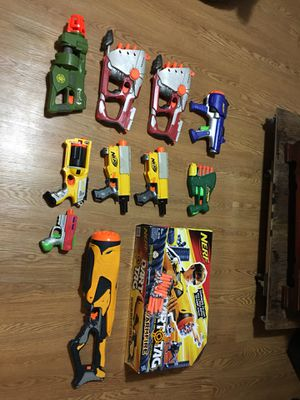 NERF gun toys for Sale in Warrenton, VA