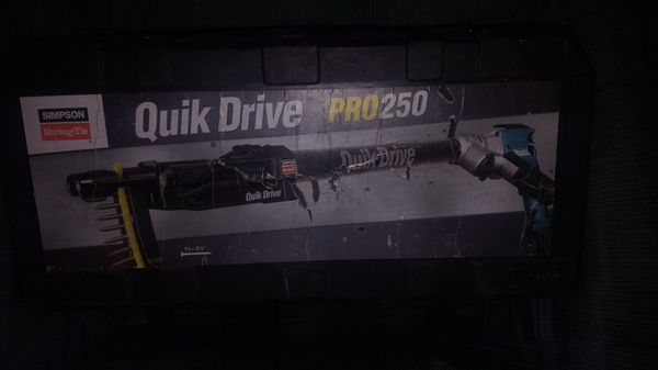 Quickdrive pro250 for Sale in Portland, OR - OfferUp
