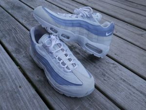 f6591ba0615c2 Nike Air Max 95 Wolf Grey for Sale in Nashua