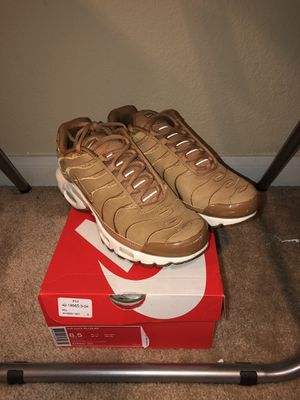 4923dfffa2 Air max 90 girls size 5.5Y. $25.00. Austin, TX. Nike Air Max Plus  Wheat/Flax for Sale in Austin, TX