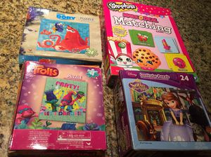 Kids puzzles and games for Sale in La Mesa, CA