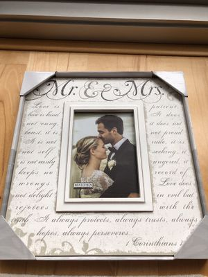 Wedding frame for Sale in Chicago, IL