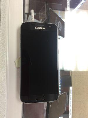 Samsung galaxy s7 32GB black unlocked for Sale in Richmond, VA
