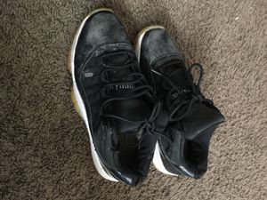 """Air Jordan 11 Retro Low """"Barons """" . size   7 for Sale in Decatur 1738aa8cb"""
